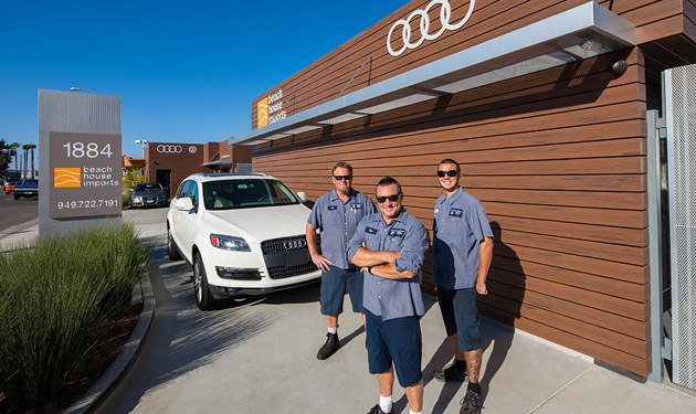 Volkswagen Repair By Beach House Imports In Costa Mesa Ca